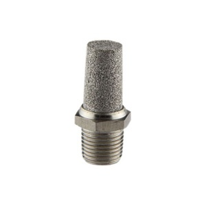 SSL Stainless Steel Cone Silencer